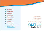 Flyer Online-Marketing-Tag in Berlin 2015